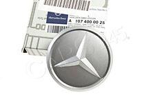 Genuine Mercedes Wheel Center Hub Cup Emblem W116 W123 1074000025