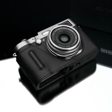 GARIZ HALF CASE NERA- Custodia  Fujifilm X100-X100S-X100T