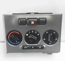 Klimabedienteil Bedienteil Lüftung Heizung Klima Opel Zafira A Behr 90673 - grau