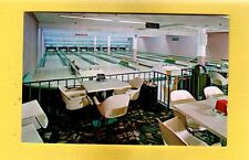 Bethesda, MD Maryland, Kenwood Golf and Country Club, 8 Lanes bowling shown