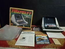 Retro Grandstand Firefox F7 Tabletop Working LCD Game Boxed, All Paper Work