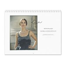 Keira Knightley - Bold & Beautiful - 2020 Wall Calendar