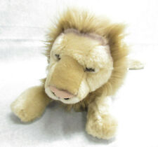 FAO SCHWARZ LION PLUSH REALISTIC ADULT STUFFED PLUSH
