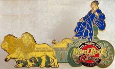 Hard Rock Cafe MADRID 2001 HRC 30th Anniversary PIN SAN ISIDRO CHARIOT HRC #5159