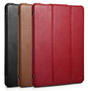 """FUTLEX Genuine Leather Smart Stand Cover Case for Apple iPad Pro 11"""" (2020 year)"""