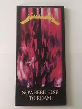 Metallica – Nowhere Else To Roam - 4 CD, Album, Unofficial Release