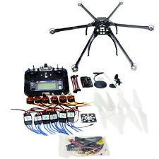 Six-Axis Hexacopter GPS Drone Kit with 6CH TX&RX APM Flight Controller F10513-F