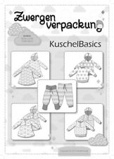 Farbenmix Schnittmuster ZWERGENVERPACKUNG Overall Tommi