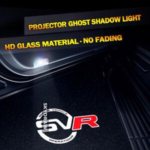 1 PAIR FOR LAND ROVER RANGE ROVER SVR (2010-2021) CAR LED DOOR WELCOME LIGHT