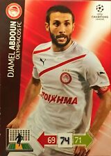 190 Djamel Abdoun - UEFA Champions League 2012/2013 - Panini Adrenalyn XL (12)