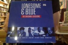 Lonesome & Blue The Original Versions LP sealed vinyl