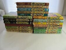 Vintage Children's Books The Happy Hollisters- by Jerry West- 19 Total-Vintage