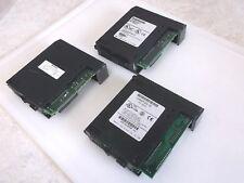 GE Fanuc IC693CPU331 Series 90-30 CPU Modules  Rev's CD,K & X (3)