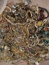 Estate Modern Vintage 5 Pcs No Junk! Jewelry Wholesale All Good Wear Re-Sell Art