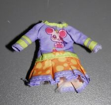 UN VESTIDO LITTLEST PET SHOP BLYTHE DOLLS BY HAS -HASBRO 2010