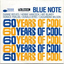 BLUE NOTE: 60 YEARS OF COOL – PROMO CD (1999) HORACE PARLAN,  HERBIE HANCOCK ETC