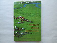 CHINA'S INNER MONGOLIA 1987 Paperback ASSOCIATION OF FOREIGN CULTURAL EXCHANGE