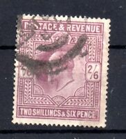 GB KEVII 1911 2s 6d Somerset House SG316 used WS15413