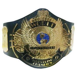 WWF World Heavyweight Wrestling Championship Winged Eagle Title Belt Adult 2mm
