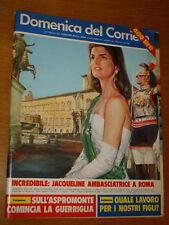 DDC 1976/48=JACKIE KENNEDY=ENZO PAGANI CASTELLANZA=TONY BINARELLI=RAY BRADBURY=