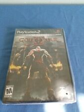 God of War II PS2 Game - 2 DISC SET complete and unopened