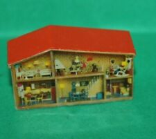 Vintage Dolls House Lundby Miniature House For The Dolls House Nursery