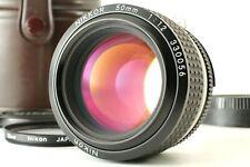 Nuovo di zecca +++ NIKON Ai-S NIKKOR 50mm f/1.2 MF Obiettivo fotocamera con Filtro 52mm dal Giappone