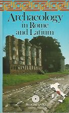 Archaeology in Rome and Latium