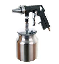 DRUCKLUFT SANDSTRAHLPISTOLE SANDSTRAHL PISTOLE 1000 ml Metallbehälter