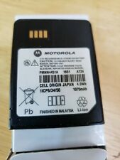 Last One ! Motorola Minitor 6 pager battery Nos