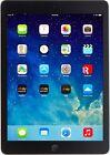 Apple iPad Air Gen1 MD785LL/A or MD785LL/B Black/Gray 16GB Wi-Fi  9.7in iOS 12.4