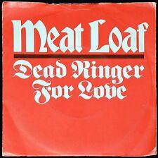 45t Meat Loaf - Dead ringer for love - UK 1981 (SP)