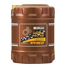 Pemco 10 Litre Hydro ISO 46 huile hydraulique DIN 51524-2 AFNOR (france) NF E