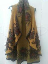 Unbranded Wool Blend Regular Size Waistcoats for Women