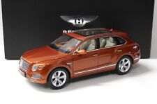 1:18 Kyosho Bentley Bentayga 2016 orange flame DEALER NEW bei PREMIUM-MODELCARS