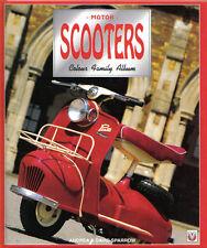 Motor Scooters Colour Family Album - Peugeot Piatti Bitri Gilera IWL Zundapp +