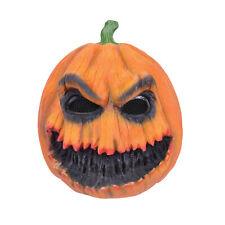 Horreur Citrouille Masque Halloween Adultes Accessoire Déguisement Hommes Femmes