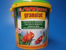 Sera Pond biogranulat Pellet Food 1.5kg