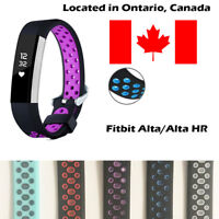 New for Fitbit Alta Band Silicone Fitibit Alta HR Strap Wristband Replacement