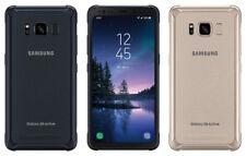 Разблокированный Samsung Galaxy S8 активный 64 ГБ SM-G892A Gsm AT&T LTE телефон Lcd тень