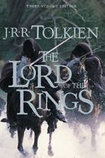 The LORD OF THE RINGS~Tolkien~3 Volume  Box SET~Houghton Mifflin