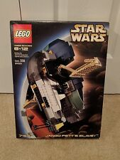LEGO Star Wars JANGO FETT'S SLAVE I 7153 Boba Fett Sealed Set Episode II Rare