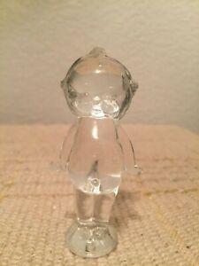 """Vintage Awesome Clear 3"""" Kewpie Doll Wings"""