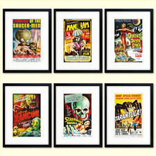 Vintage Movies Art Prints