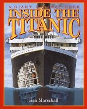Inside the Titanic (A Giant Cutaway Book), Hugh Brewster, Good Book