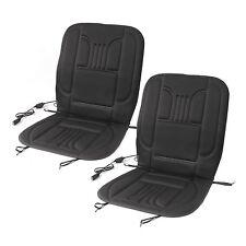 Dino 130024 Beheizbare Sitzauflage 2er SET Auto Sitzheizung mit 2 Heizstufen