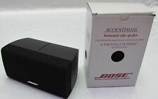 BOSE Center Original Lautsprecher Schwarz Cube Lifestyle Acoustimass 10 15