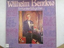 Wilhelm Bendow  - Ein Komiker lässt grüßen  Label: ODEON Records