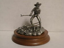 Chilmark Pewter IRONS IN THE FIRE 1992 Event - Polland Limited Edition # 622
