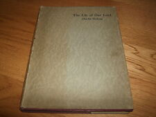 CHARLES DICKENS-THE LIFE OF OUR LORD-1ST-1934-HB-+DJ-VG-RARE